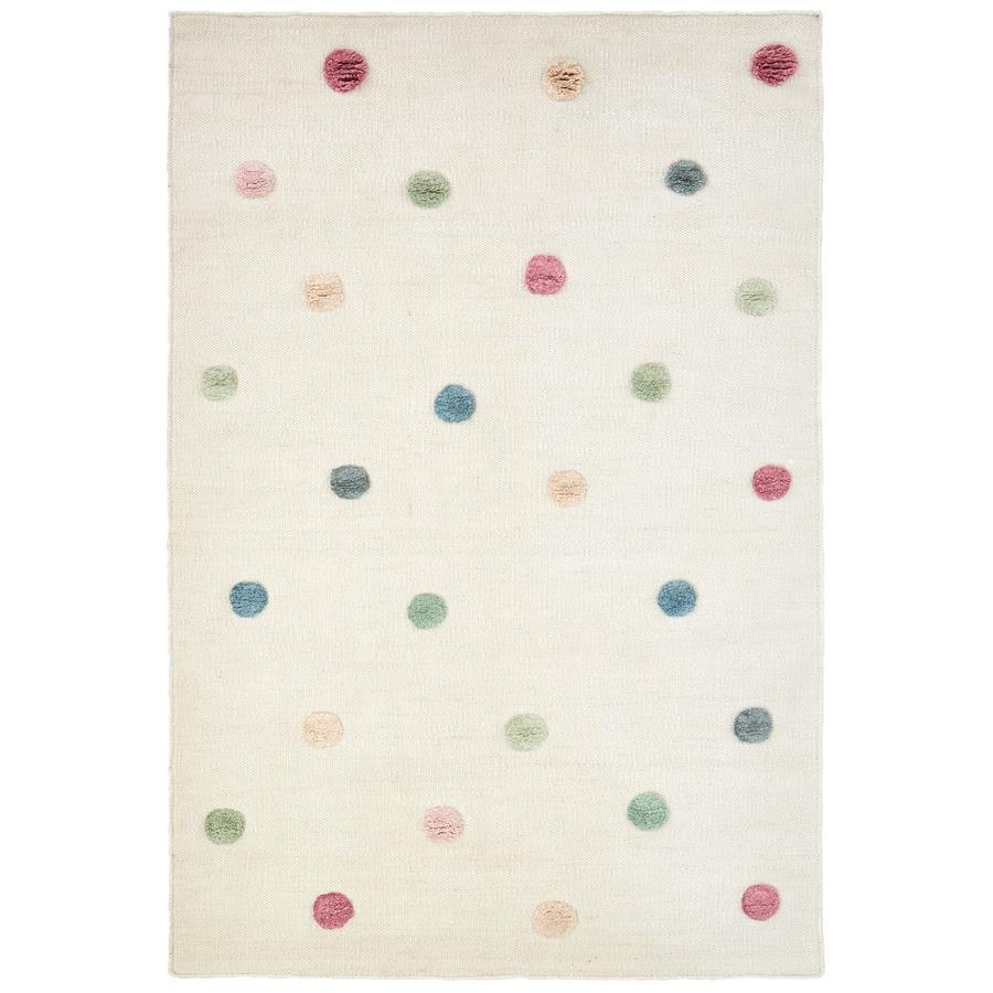 LIVONE Kinderteppich COLORMOON natur/multi 160x230 cm