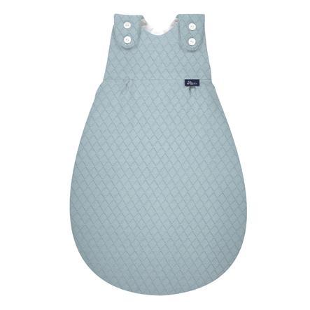 Alvi Saco exterior Baby-Mäxchen® Tejidos especiales Diamond Aqua