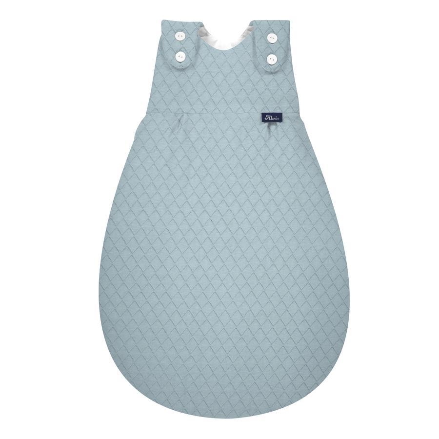 Alvi Baby-Mäxchen® Śpiworek Special Fabrics Diamond Aqua