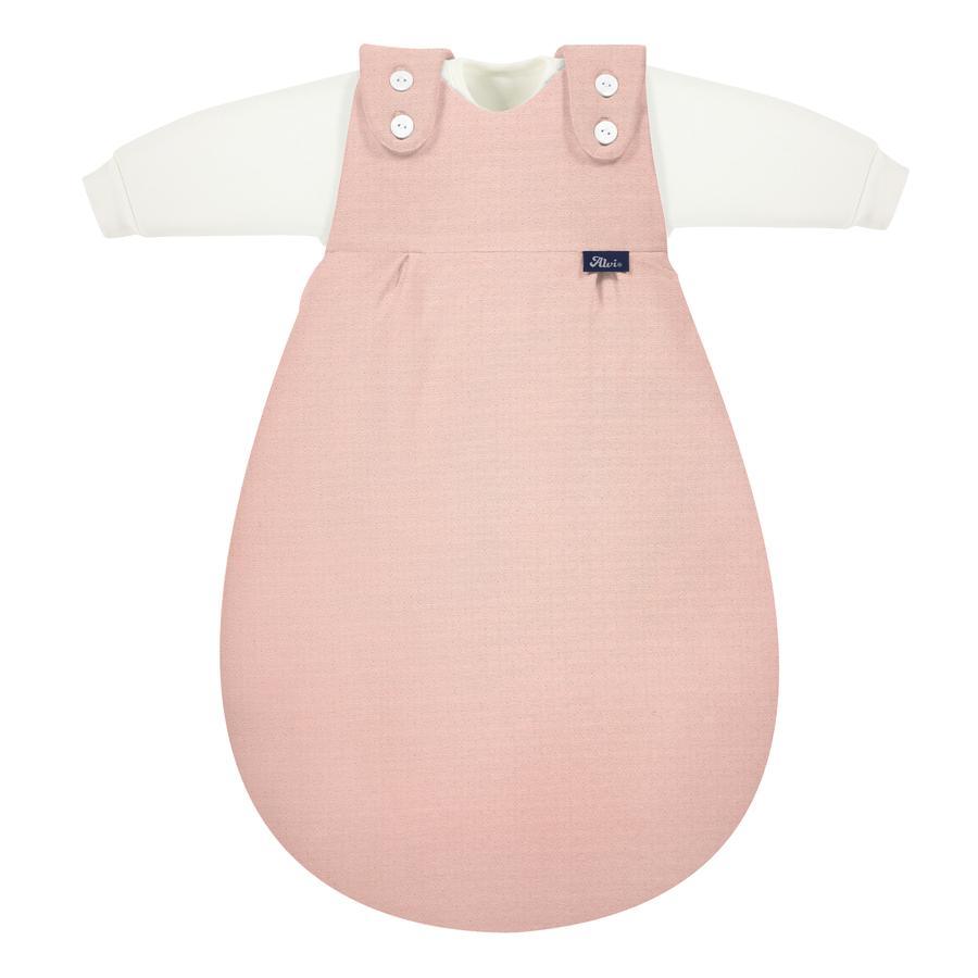 3-osainen Alvi Baby-Maxchen® - Erikoiskangas - Ajour Rosé