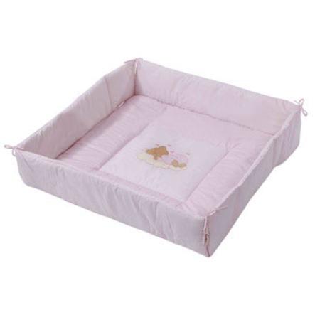 Easy Baby Combi-boxbekleding Sleeping Bear Roze