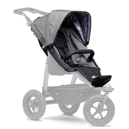 tfk Siège pour poussette Mono Premium gris 2020