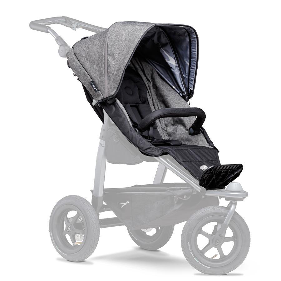tfk Seduta sportiva per passeggino Mono Premium Grey