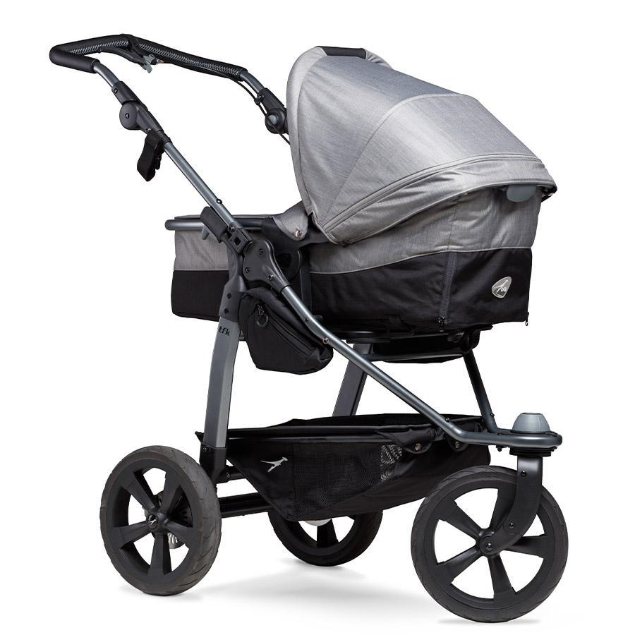 tfk Poussette 3 roues Mono Ecco gris 2020