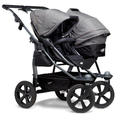 tfk Combi Barnevogn Duo Ecco Premium Grey