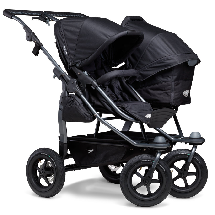 tfk Carro de bebé combi Duo Air Black