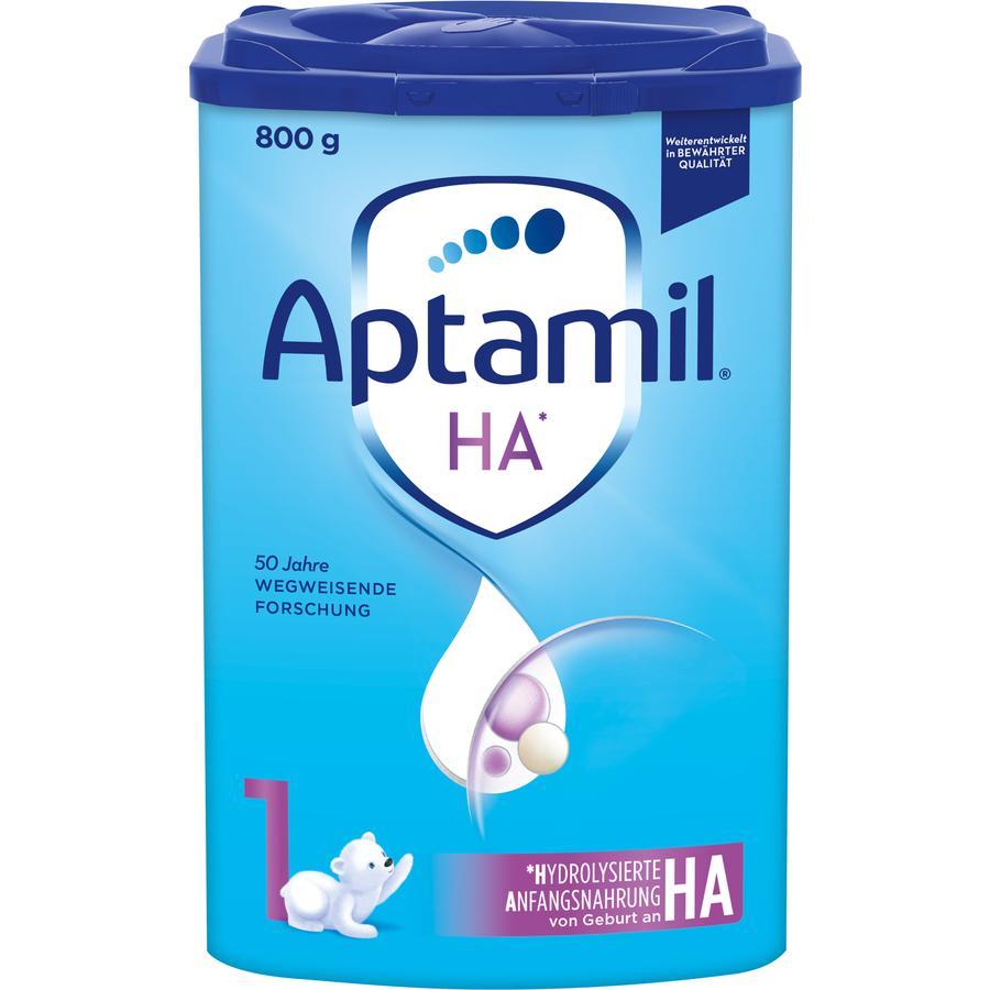 Aptamil Anfangsmilch HA 1 SYNEO Hyperallergen 800 g ab der Geburt