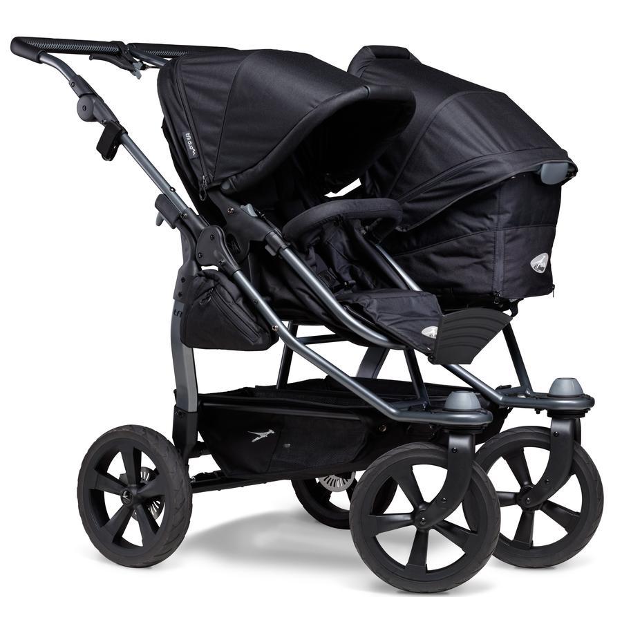 tfk Combi Stroller Duo Ecco Black