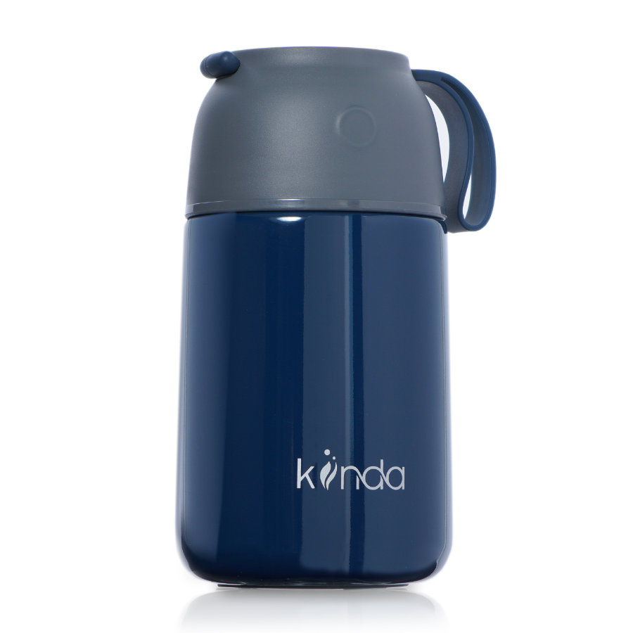kiinda Thermo Essbehälter 700ml, in midnight blue