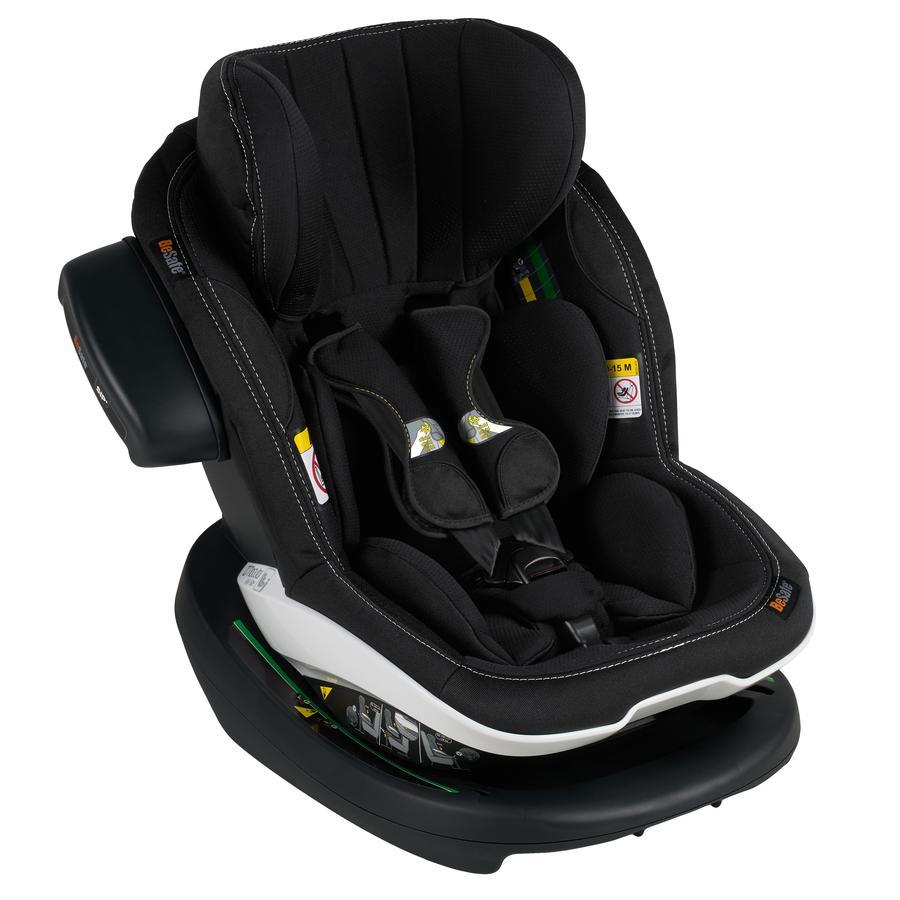 BeSafe Siège auto iZi Modular A X1 i-Size gr. 1/2 Premium Car Interior Black
