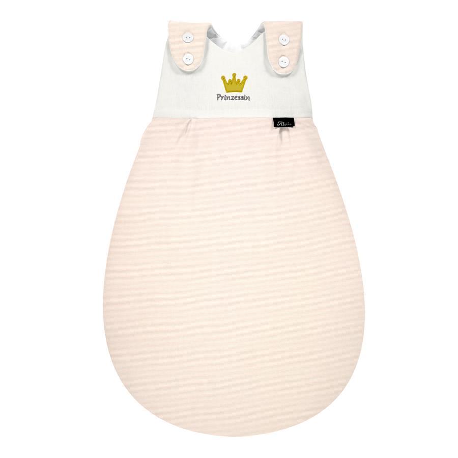 Alvi® Gigoteuse extérieure Baby-Mäxchen Supersoft princesse