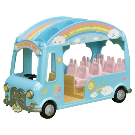 Sylvanian Families ® Baby Bus Zonneschijn