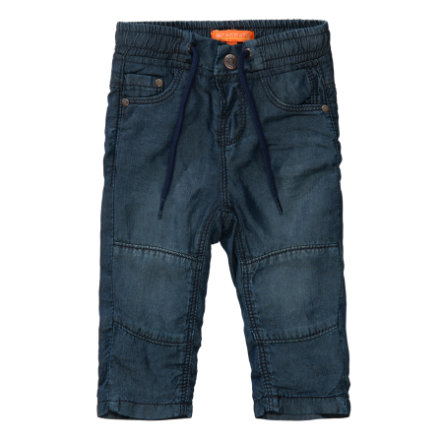 STACCATO Thermo jeans mørkeblå denim