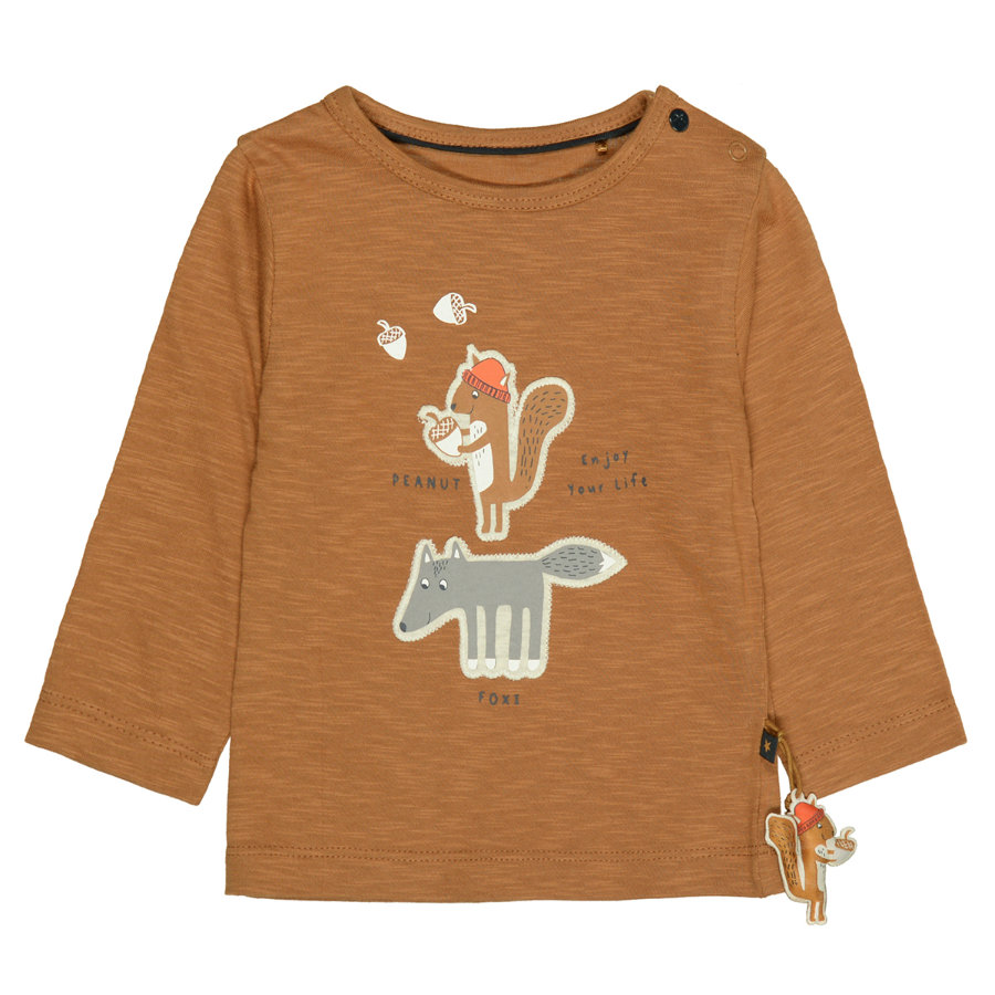 STACCATO T-Shirt camel