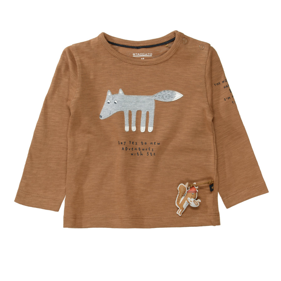 STACCATO  T-shirt kameel