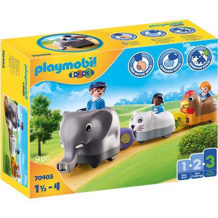 PLAYMOBIL  ® 1 2 3 Mijn push-pull-kabel
