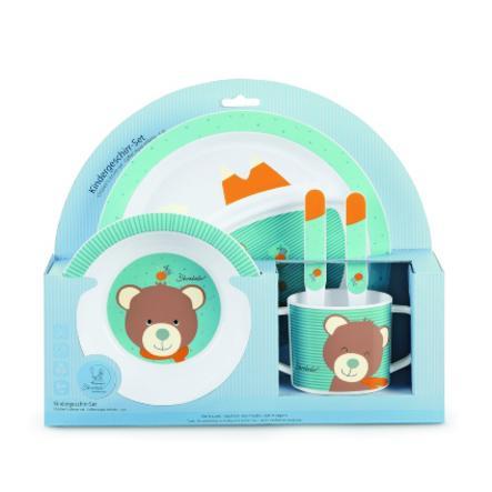 Sterntaler Kit vaisselle enfant Ben l'ours