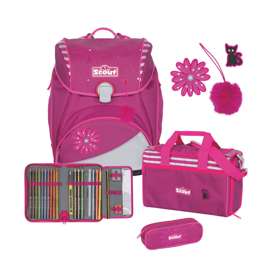 Scout Alpha-Set 4tlg. Funny Snaps Pretty Pink