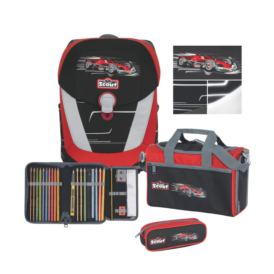 Scout Sunny II Exclusive Set 4ks. Premium Monza