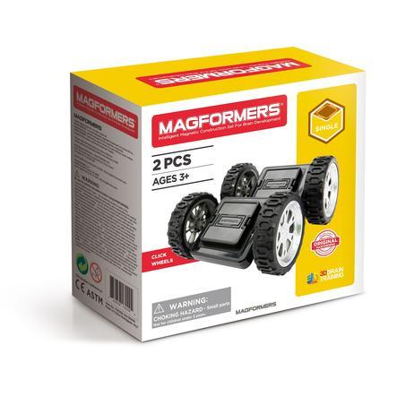 MAGFORMERS® click-wheels 2pcs