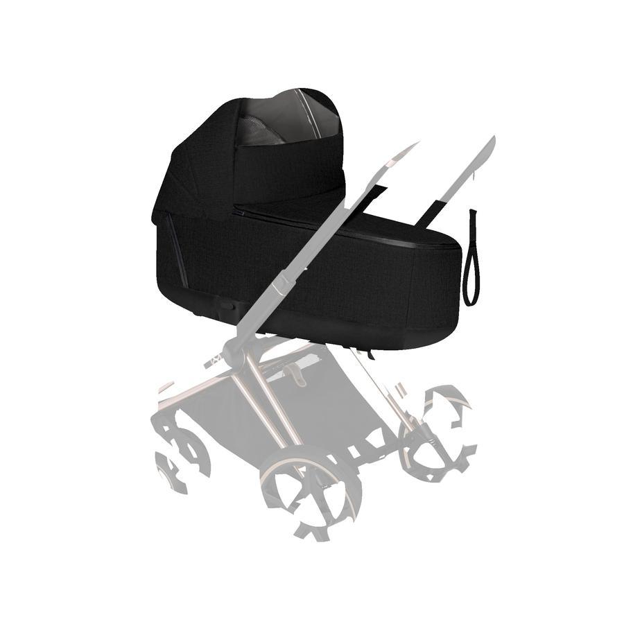 cybex PLATINUM Kinderwagenaufsatz Priam/ePriam Lux Plus Stardust Black Plus