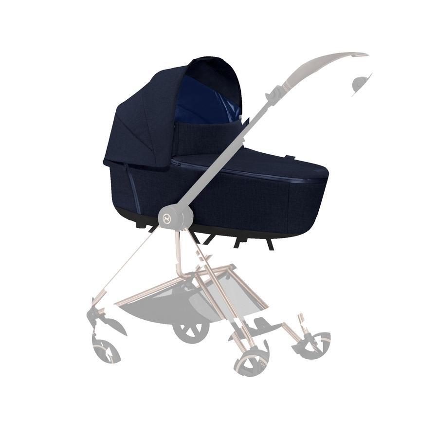 cybex PLATINUM Kinderwagenaufsatz Mios Midnight Blue-blue