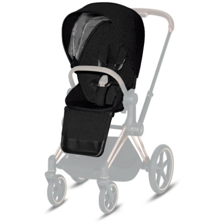 cybex PLATINUM Sitz Priam/ePriam Plus Stardust Black Plus