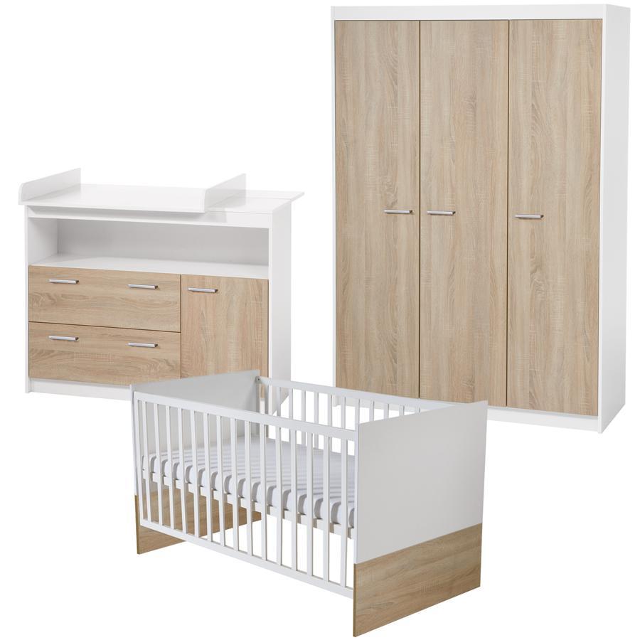roba Habitación infantil Gabriella 3 puertas ancho