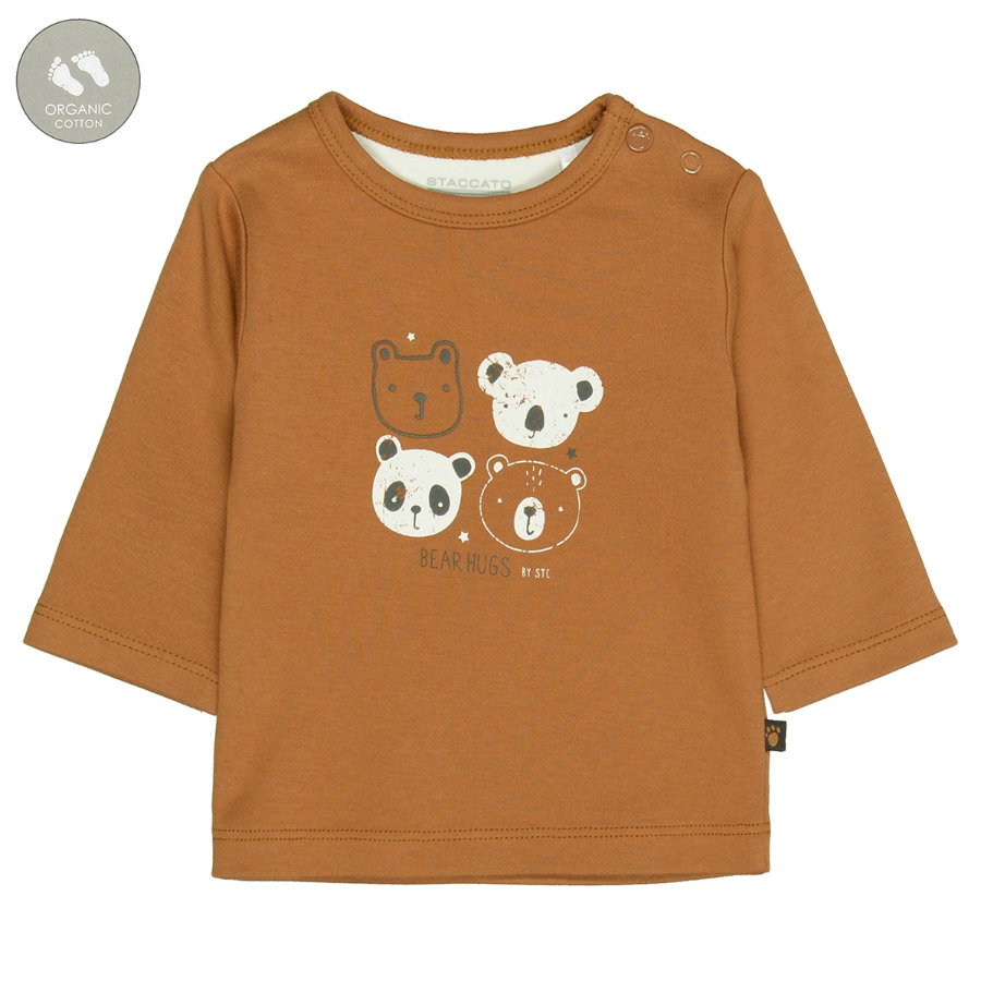 STACCATO Shirt camel