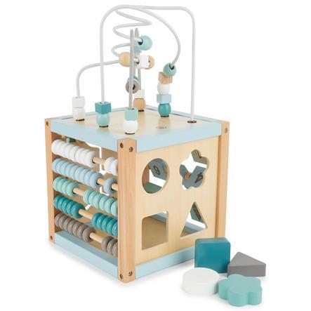 bieco Cube de motricité bois