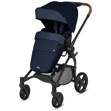 cbx Kinderwagen Kody Cozy Lux Jeansy Blue by cybex