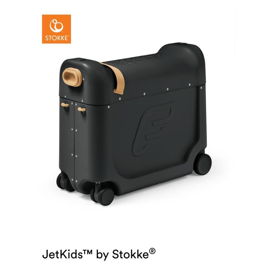 JETKIDS™ BY STOKKE® Aufsitzkoffer BedBox™ Black