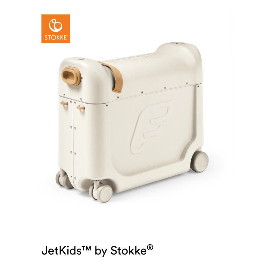 JETKIDS™ BY STOKKE® Aufsitzkoffer BedBox™ White