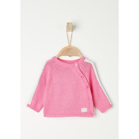 s. Olive r Girls Vest purple /pink