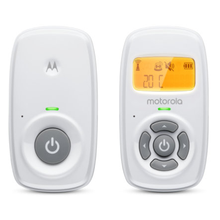 """Motorola Babyphone numérique audio MBP24 écran 1,5"""" LCD"""