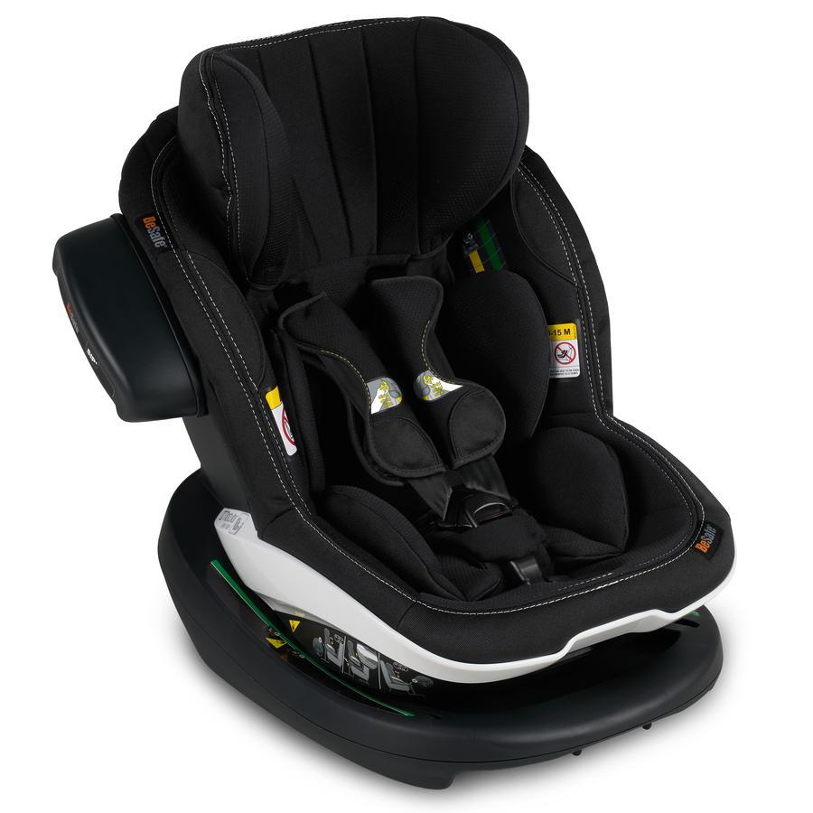 BeSafe Kindersitz iZi Modular i-Size A RF X1 Premium Car Interior Black