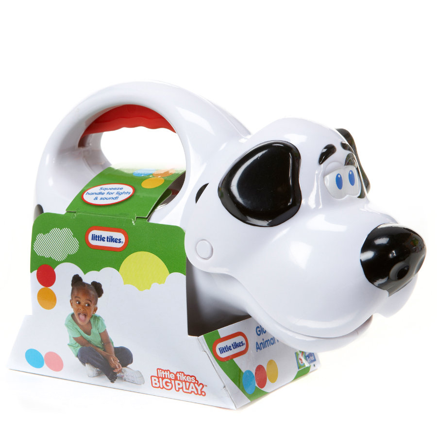 little tikes Glow 'N' Speak - Tiertaschenlampe Hund