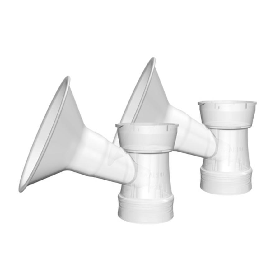 ARDO Brystklokke 36mm 2 stk. for Ardo Pumpset