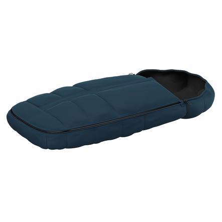 THULE Chancelière pour poussette navy blue