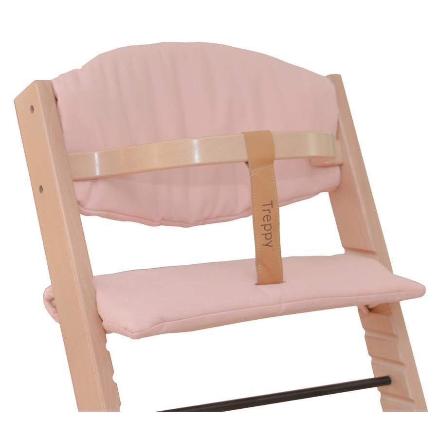 Treppy® Sitzkissen Soft Pink