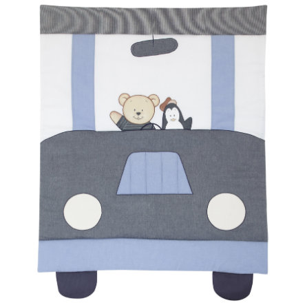 ALVI Speelkleed Car Driver blauw