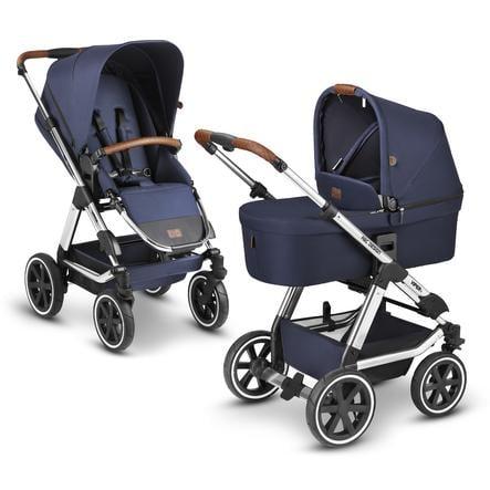 ABC DESIGN Kinderwagen Viper 4 Navy Diamond Edition Kollektion 2021