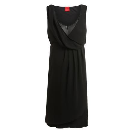 ESPRIT Těhotenské šaty black
