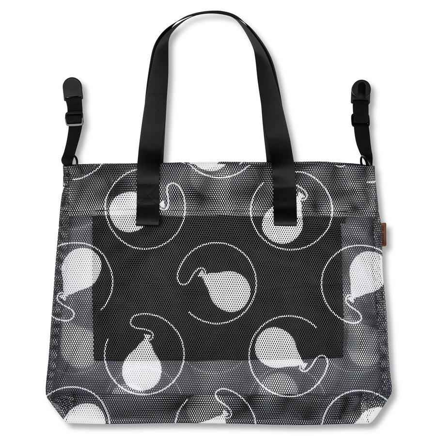 ABC DESIGN Einkaufstasche Black