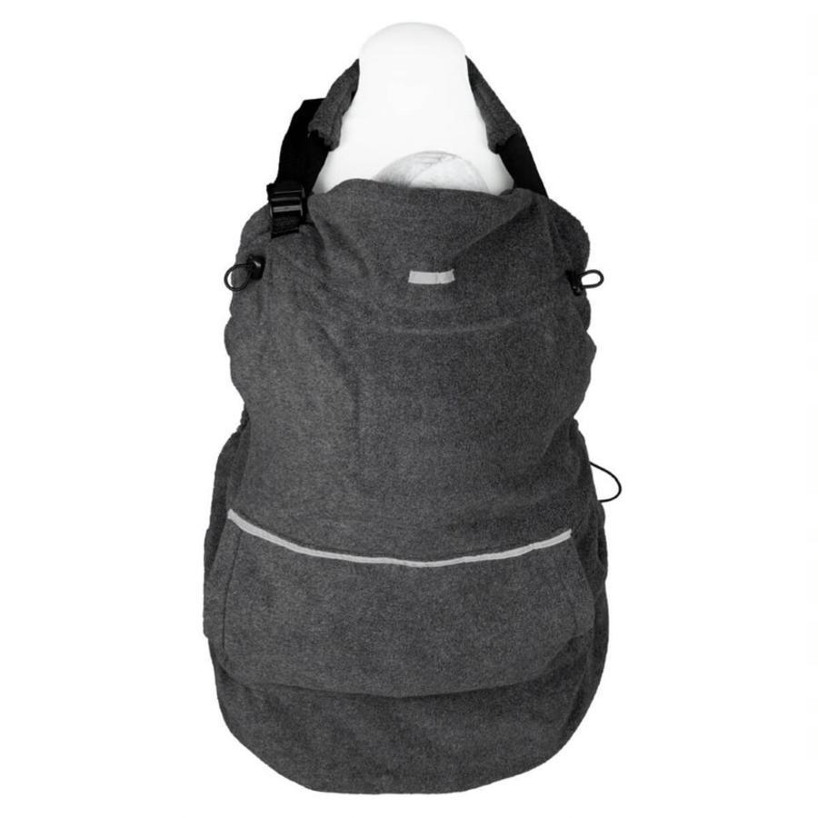 Hoppediz Fleece Cover Basic Anthrazit 2021