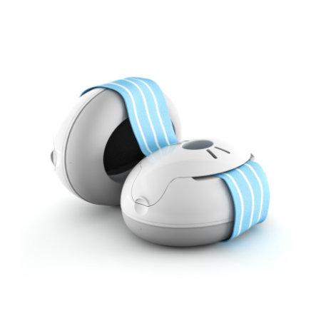 Alpin e Ear Protection Muffy Baby, blå