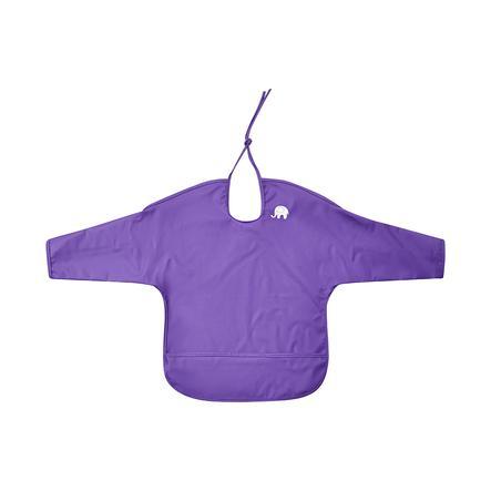 CeLaVi Bavoir enfant à manches violet