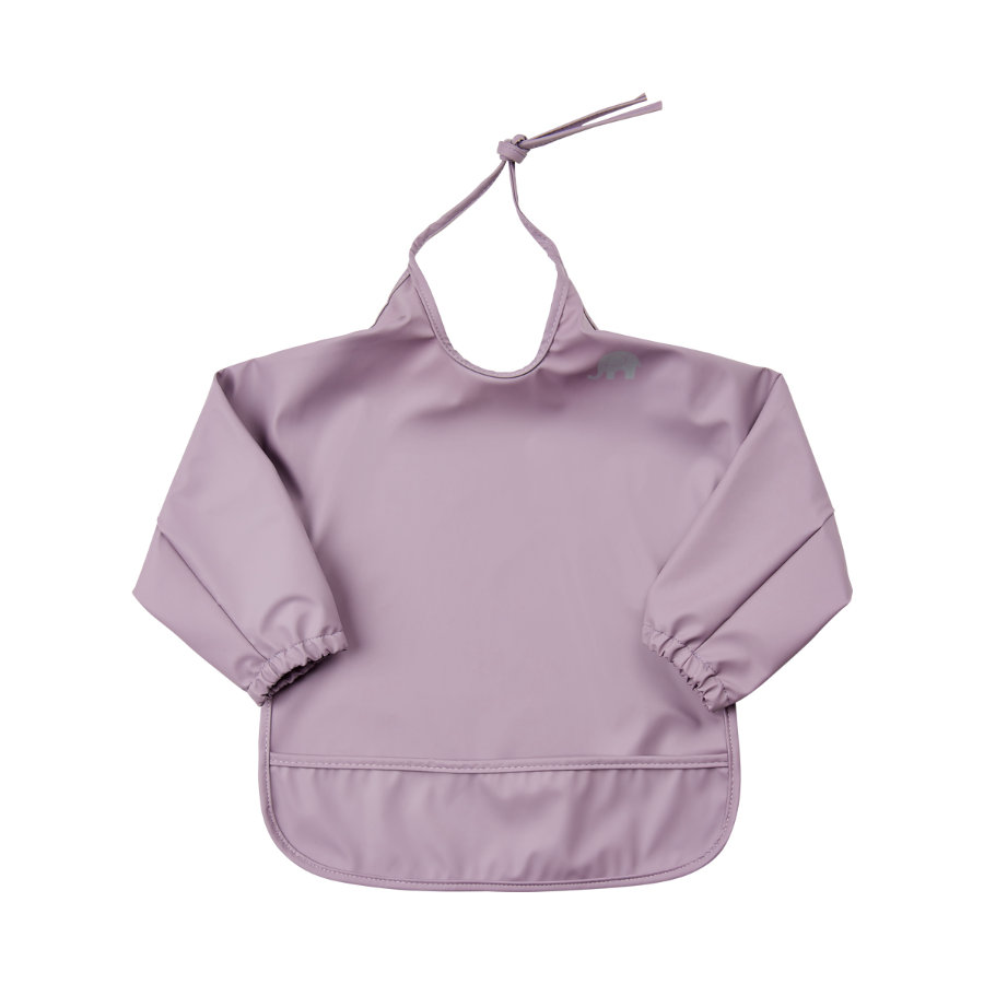 CeLaVi Bavoir à manches violet clair