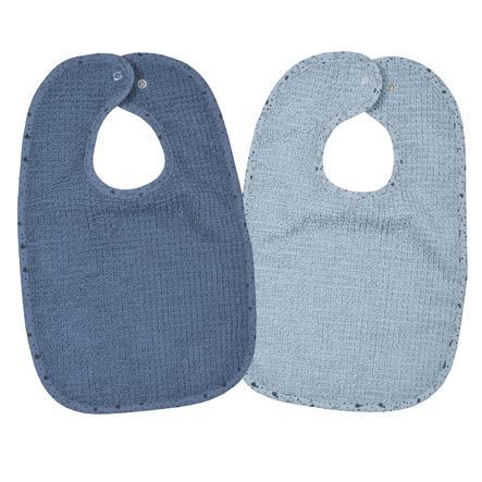 WÖRNER SÜDFROTTIER En casa, el paquete de 2 paquetes de snap flap azul