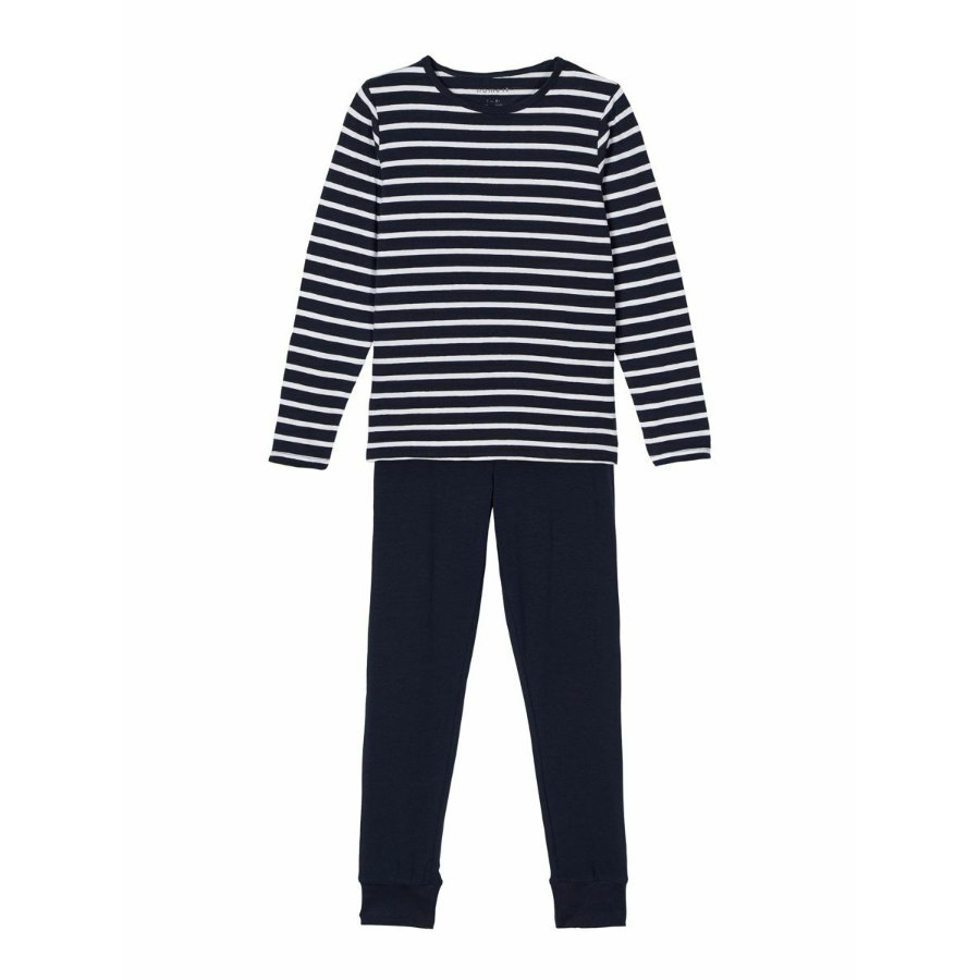 Name it Pyjamas 2-delt NKM NIGHT SET Dark Sapphire